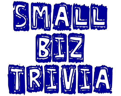Small Biz Trivia Logo