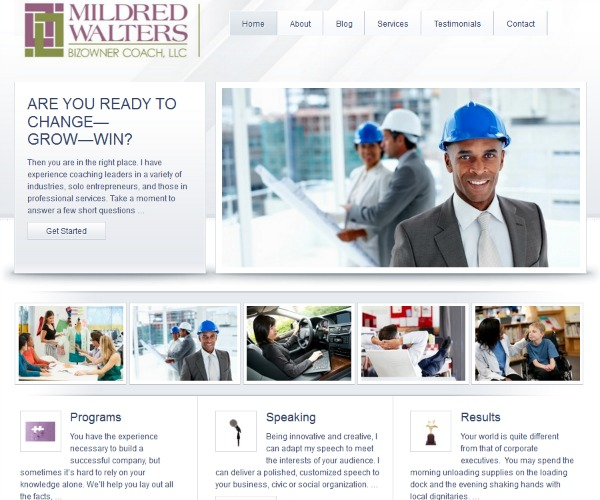 MildredWalters.com | Mildred Walters: Executive Business Coach