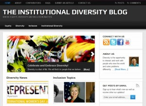The Institutional Diversity Blog