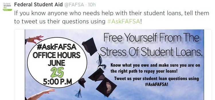 #AskFAFSA: Why they mock poor people?